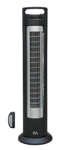 SPT Reclinable Tower Fan with Ionizer, Multi
