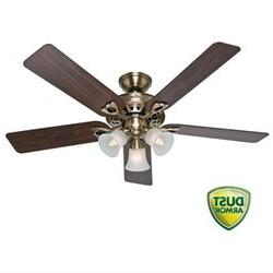 Hunter Fan The Sontera 53115 Ceiling Fan - 5 Blades - 52 Dia