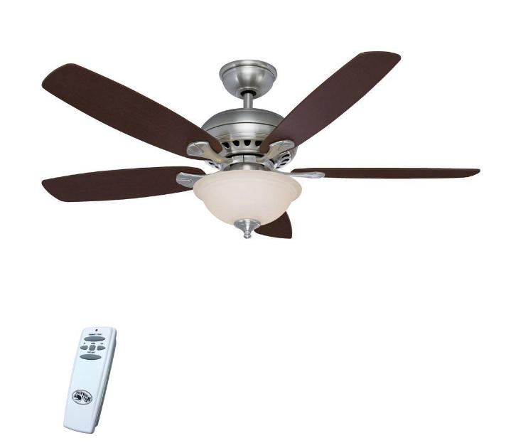 southwind 52 brushed nickel ceiling