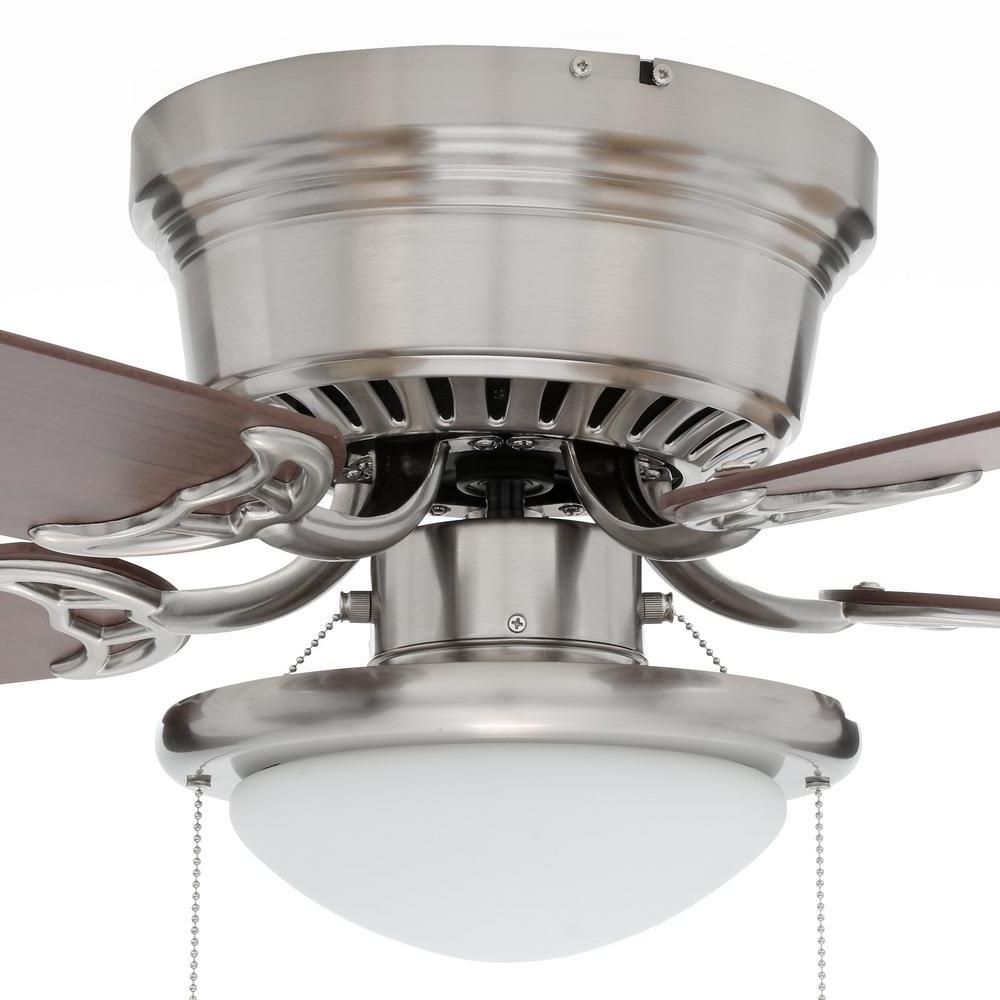 Hampton Southwind Ceiling Indoor Brushed Light
