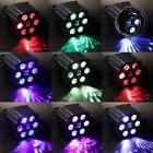 U'King 15W Square 6 LEDs Stage Effect Bubble Light DMX512 Vo