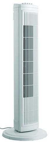 "Sharper Image 30"" UL Certified Tower Fan"