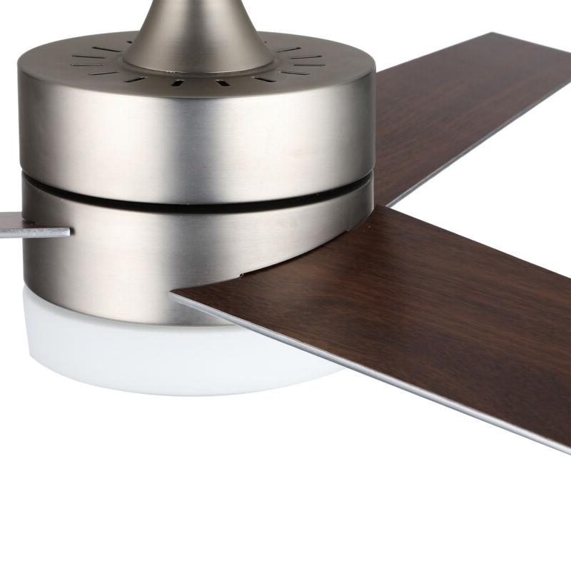 """52""""Ceiling 18W Light Remote New Reversible Blades"""