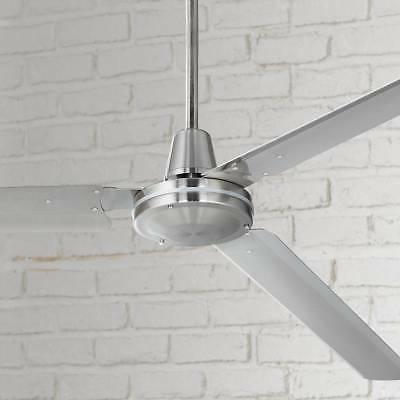 velocity brushed nickel ceiling fan