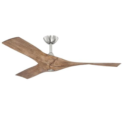 Wesley 52 Brushed DC Ceiling Fan with