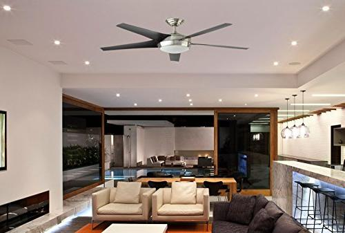 LED Indoor Ceiling Fan Light
