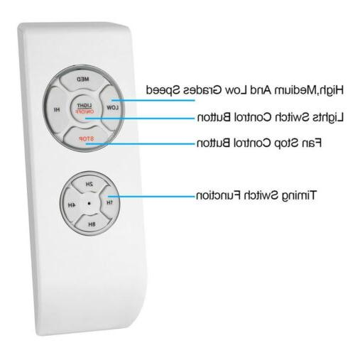 Wireless Timing Control Receiver