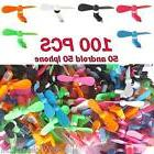 Lot 100 X PCS Smartphone Fans Portable USB For iPhone 56 And