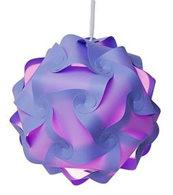 Puzzle Lights with Lamp Cord Kits , Self DIY Assembled Puzzl