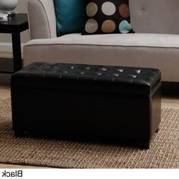 Tiffany Malm Storage Bench. This Furniture Storage Bench Is
