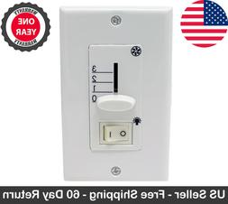 MW-201 Ceiling Fan Wall Control Switch For Hunter Harbor Bre