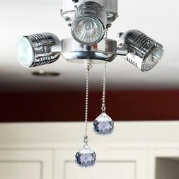 NEW Crystal Lighting Accessories Ceiling Fan Chandelier Crys