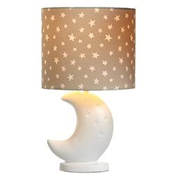 Night Sky Accent Lamp with Star Shade for Nursery
