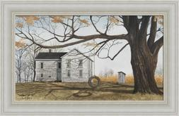 The Old Farmhouse by Billy Jacob Country Americana Rural Far