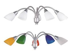 Park Madison Lighting PMS-465 Replacement Shades For Pmf-465