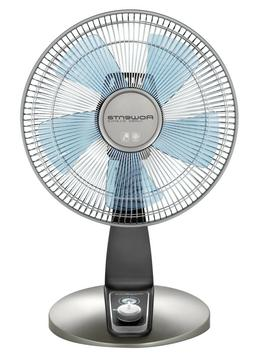 Rowenta VU2531 Turbo Silence Oscillating 12in Table Fan and