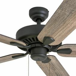 rustic ceiling fan with remote low profile