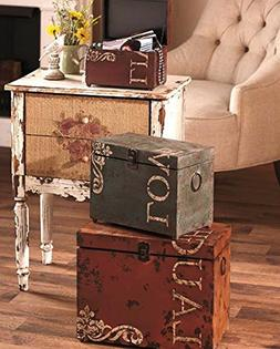 Rustic Coffee Table Trunk Sets Accent End Tables Furniture S