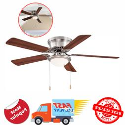 southwind ceiling fan 52 in led indoor