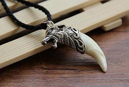 Bill forever Fashion spike necklace, reflect a man's charm a