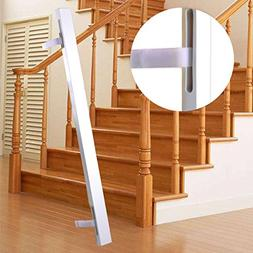 Cunina 1 Pcs Stair Fit 36 Inch Baby Gate Adapter Kit Perfect