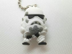 Star Wars Storm Trooper Ceiling Fan Pull Light Lamp Chain Ex