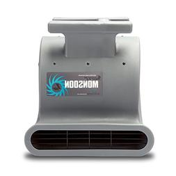 Soleaire SA-SM-GY Super Monsoon SA-SM-1HP-GY Grey Air Mover