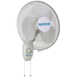 Hurricane Wall Mount Fan - 16 Inch | Supreme Series | Wall F