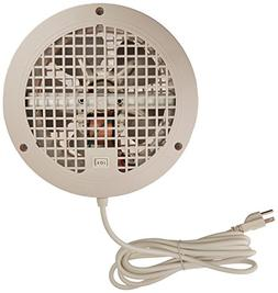 Suncourt ThruWall 2-Speed Room To Room Fan for Indoor Air Ve
