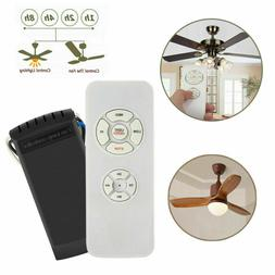 Universal Ceiling Fan Lamp Timing  Wireless Remote Control S