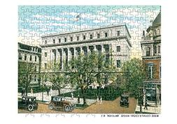 Wake Country Court House, Raleigh, Nc Jigsaw Puzzle Print 25