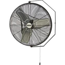 Bannon Wall-Mount Enclosed-Motor Workstation Fan - 24in., 70