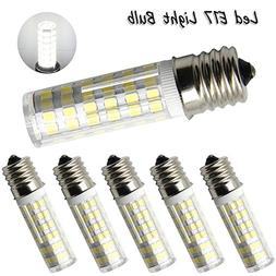YuYi E17 LED Bulb Dimmable for Appliance, 5W ,110-120V, 50W